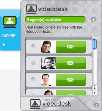 videodesk