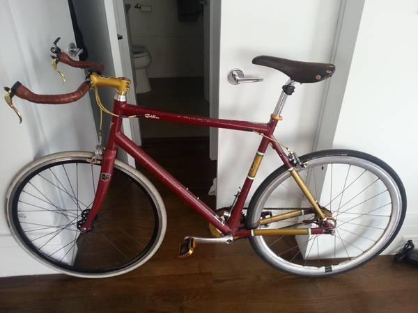 Iron Man Bike - Craigslist