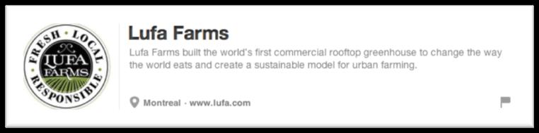 Lufa Farms Bio