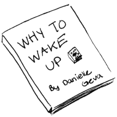 Why to Wake Up Book