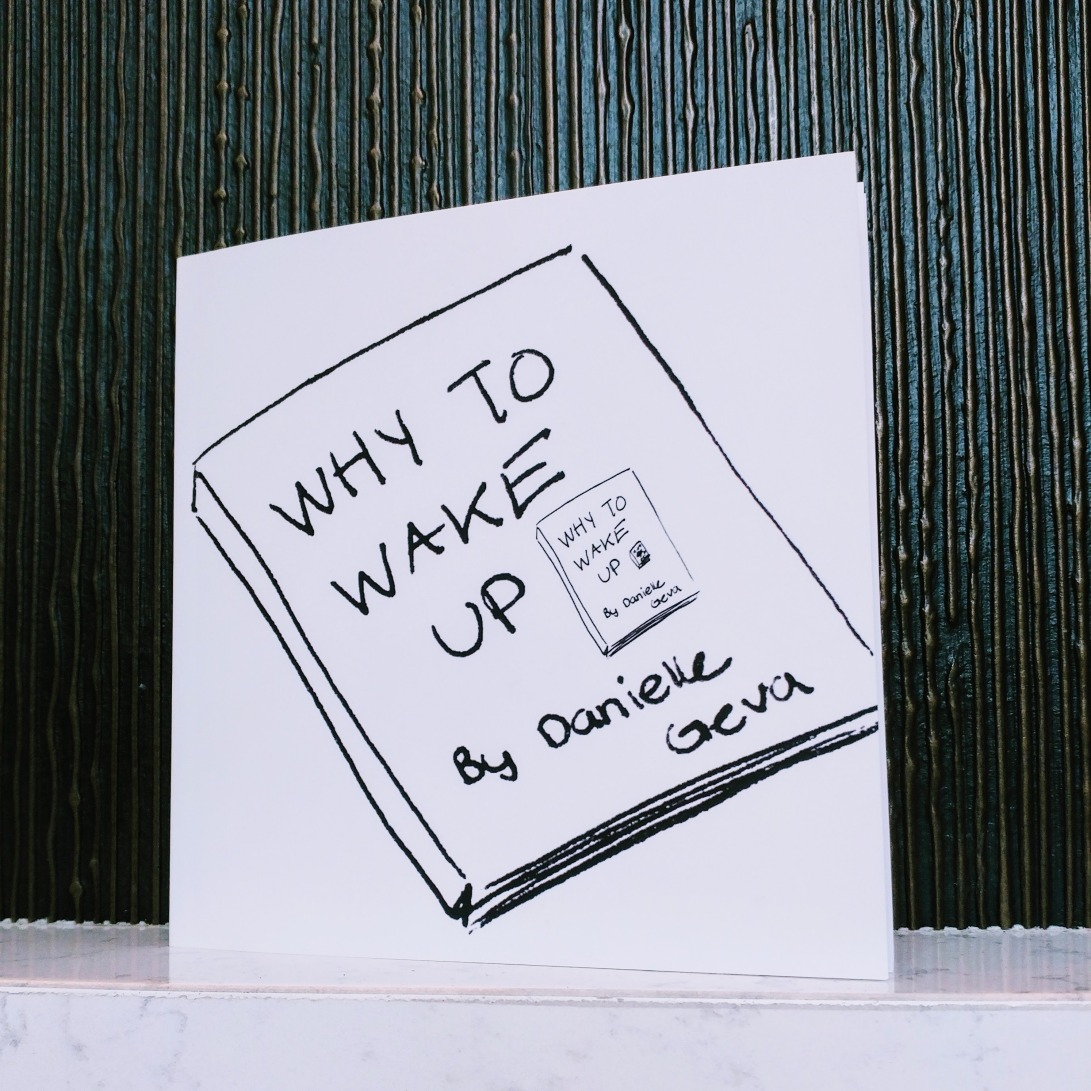Why to Wake Up book by Danielle Geva