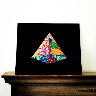 Triangle Garden