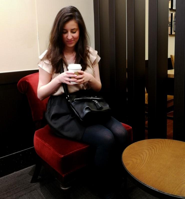 Soy Chai Latte in Osaka 4