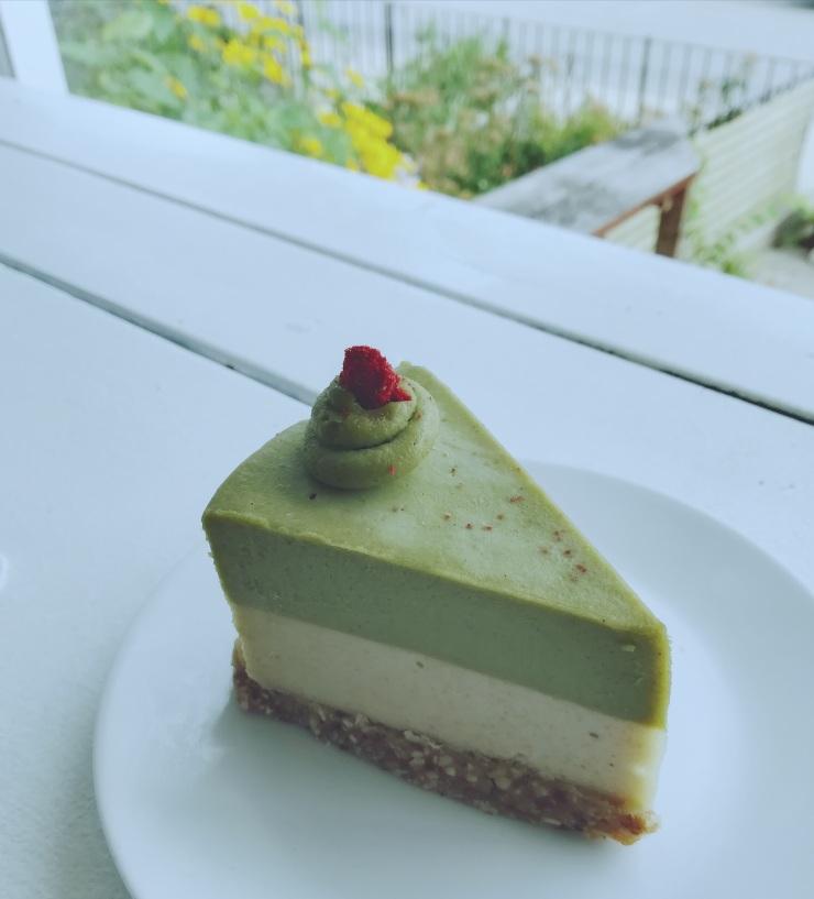 Matcha Vanilla Cream