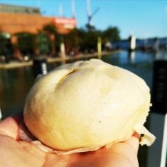 Veg Food Fest 17 steamed bun